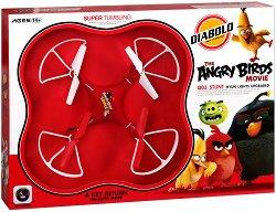"""Дрон - Играчка с дистанционно управление от серията """"Angry Birds"""" -"""