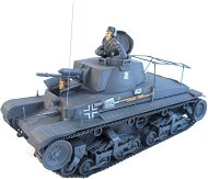 Танк - Panzer 35(t) German Command Tank - Сглобяем модел -