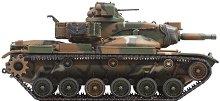 Танк - M60A2 U.S. Army Patton -