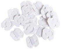 Предпазители за контакти - Plug Me - Комплект от 20 броя -