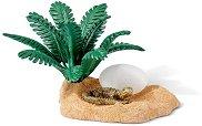 """Крокодилско гнездо - Комплект фигура и аксесоари от серията """"Животни от дивия свят"""" - фигура"""