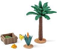 """Растения и храна за диви животни - Комплект аксесоари от серия """"Светът на дивите животни"""" -"""