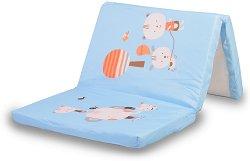 Сгъваем матрак за бебешко креватче - купичка