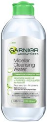 Garnier Micellar Cleansing Water - Мицеларна вода за смесена и чувствителна кожа - шампоан