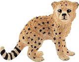 """Бебе гепард - Фигура от серията """"Животни от дивия свят"""" - фигура"""