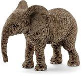 """Бебе африкански слон - Фигура от серията """"Животни от дивия свят"""" - фигура"""