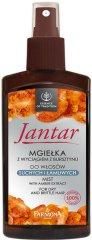 """Farmona Essence of Tradition Jantar Mist - Спрей тоник за суха и цъфтяща коса с кехлибар от серията """"Essence of Tradition Jantar"""" - продукт"""