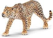 """Женски леопард - Фигура от серията """"Животни от дивия свят"""" -"""