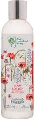 """Bronnley RHS Poppy Meadow Body Lotion - Лосион за тяло с аромат на цветя от серията """"Poppy Meadow"""" -"""