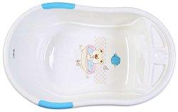 Бебешка вана за къпане с изход за оттичане - Lilly - продукт
