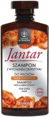 "Farmona Essence of Tradition Jantar Shampoo - Шампоан за боядисана коса с кехлибар от серията ""Essence of Tradition Jantar"" - тоник"