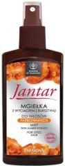 """Farmona Essence of Tradition Jantar Mist - Спрей тоник за боядисана коса с кехлибар от серията """"Essence of Tradition Jantar"""" -"""