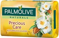 "Palmolive Naturals Precious Care Camellia Oil & Almond - Подхранващ сапун с масло от камелия и бадем от серията ""Naturals"" -"