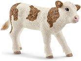 """Теле - Симентал - Фигура от серията """"Животните от фермата"""" -"""