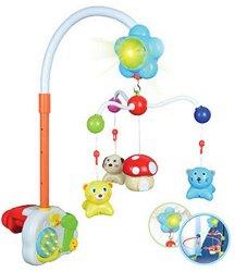 Музикална въртележка - Приказен свят - играчка