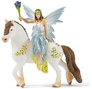 """Ейела в празнична рокля на кон - Фигури от серията """"Илорис"""" - фигура"""