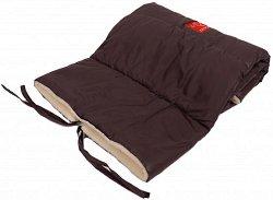 Бебешко одеяло - Star: Brown - Размер 70 x 98 cm -