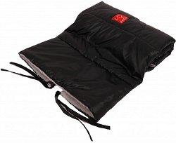 Бебешко одеяло - Star: Black - Размер 70 x 98 cm -