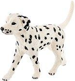 """Кученце - Далматинец - Фигура от серията """"Животните от фермата"""" - фигура"""