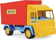 Камион с контейнер - Детска играчка -
