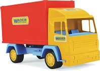 Камион с контейнер - играчка