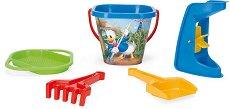 """Комплект за игра с пясък - Детски играчки от серията """"Мики Маус"""" - играчка"""