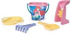 """Комплект за игра с пясък - Детски играчки от серията """"Принцесите на Дисни"""" - играчка"""