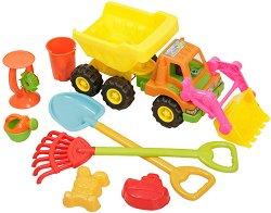 Комплект за игра в пясък - Детски играчки - образователен комплект