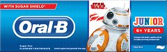 Oral-B Star Wars Toothpaste Junior 6+ - Детска паста за зъби - паста за зъби