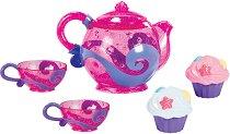 Сервиз за чай с къпкейкове - Детска играчка за баня -
