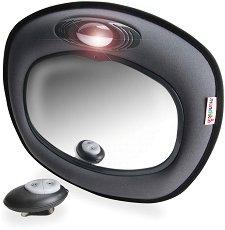 Огледало с нощна светлина и мелодии - Day & Night - С дистанционно управление -