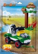 """Сафари бъги - Детски конструктор от серията """" Safari"""" - фигура"""