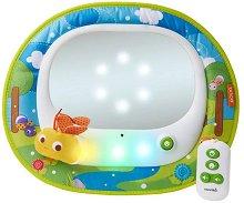 Огледало със светлинни ефекти и мелодии - Baby In-Sight - С дистанционно управление -