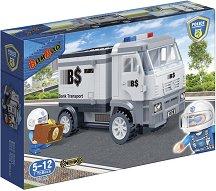 """Брониран автомобил - Детски конструктор от серията """"Police"""" -"""