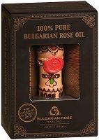 100% Натурално розово масло - Мускал в картонена кутия -