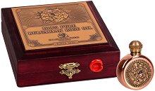 100% Натурално розово масло - В конкум и дървена кутия -