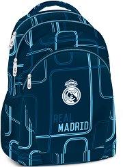 Ученическа раница - ФК Реал Мадрид - несесер