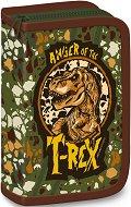 Несесер с ученически пособия - T-Rex -