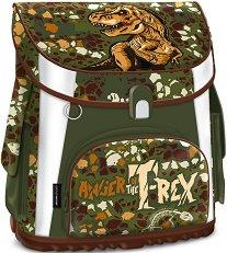 Ученическа раница - T-rex -