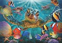 Морски свят - Стив Съндрам (Steve Sundram) - пъзел