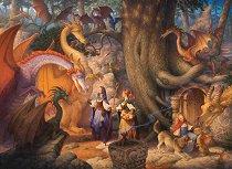 Разговор с дракони - Скот Густафсън (Scott Gustafson) - пъзел