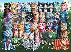 Обединението на котките - Лаура Сийли (Laura Seeley) -