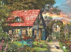 Приказна къща - Доминик Дейвисън (Dominic Davison) -