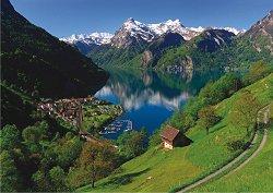 Езерото Люцерн, Швейцария - пъзел