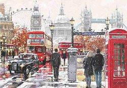 Лондон - Ричард Макнийл (Richard Macneil) - пъзел