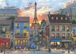 Парижки улици - Доминик Дейвисън (Dominic Davison) - пъзел