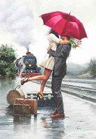 Влюбени на гарата - Ричард Макнийл (Richard Macneil) -