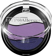 """Bell HypoAllergenic Triple Eyeshadow - Хипоалергенни сенки за очи с 3 цвята от серията """"HypoAllergenic"""" - спирала"""