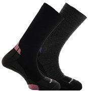 Туристически чорапи - Merino Lining - Комплект от два чифта