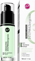 "Bell HypoAllergenic Anti-Redness Primer - Хипоалергенна основа за грим против зачервявания от серията ""HypoAllergenic"" - продукт"